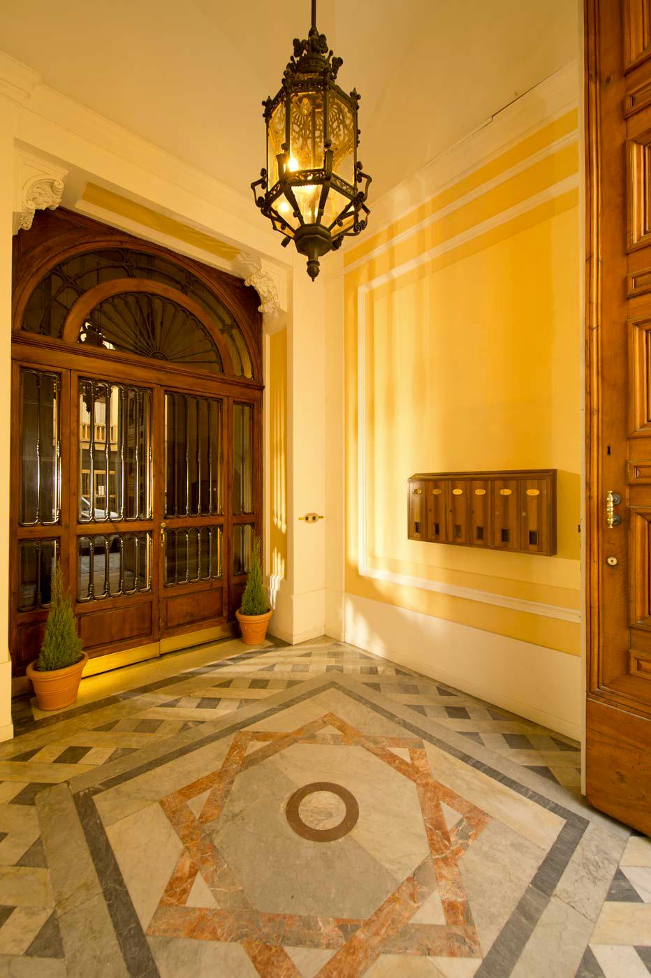1865 residenza d'epoca corridor